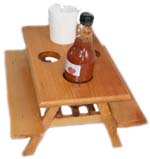 Granite Belt Wildlife Carers Inc. - BBQ Picnic Table Set