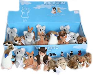 Granite Belt Wildlife Carers Inc. - Soft Toys