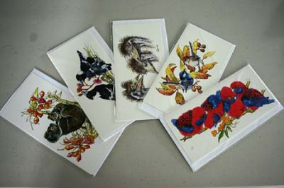 Wildlife Themed Cards