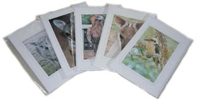 Granite Belt Wildlife Carers Inc. - Wildlife Themed Cards