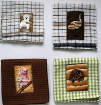 Tea Towels - from $2.50