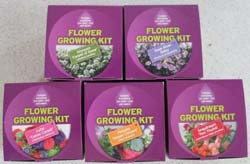 Flower Growing Kits